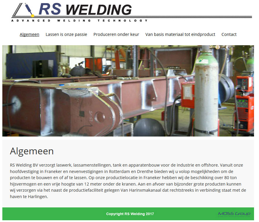RS Welding